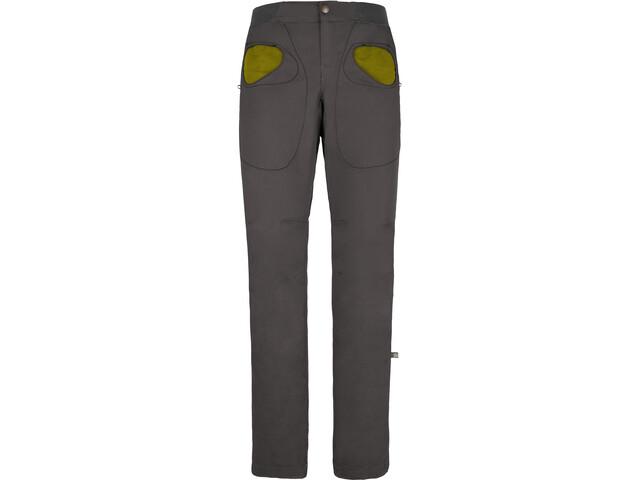 E9 Rondo Art Story Trousers Men Iron